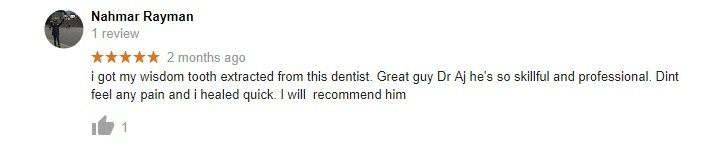 B Dentist-Reviews on highway 6
